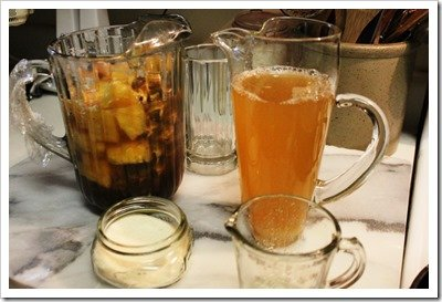 Mexico in my Kitchen: Tepache, an easy Homemade Pineapple Brew|Authentic Mexican Recipes Traditional Food Blog