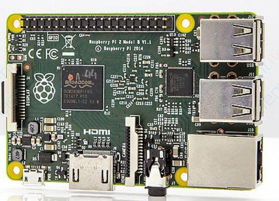 Raspberry Pi 2 runs Windows 10 and is 6x faster than its predessor