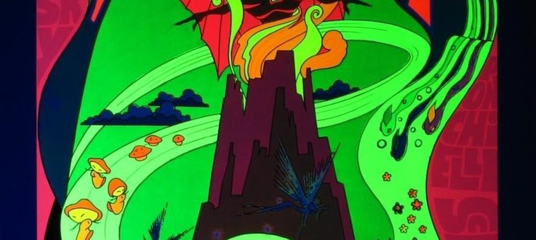 13 Trippy Rock'n'Roll Cartoons You Should Almost Definitely Not Show to Children