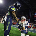 Sherman/Brady defining photo of Super Bowl XLIX | Shutdown Corner - Yahoo Sports