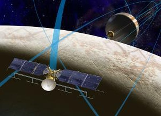 Green light for mission to Jupiter moon Europa