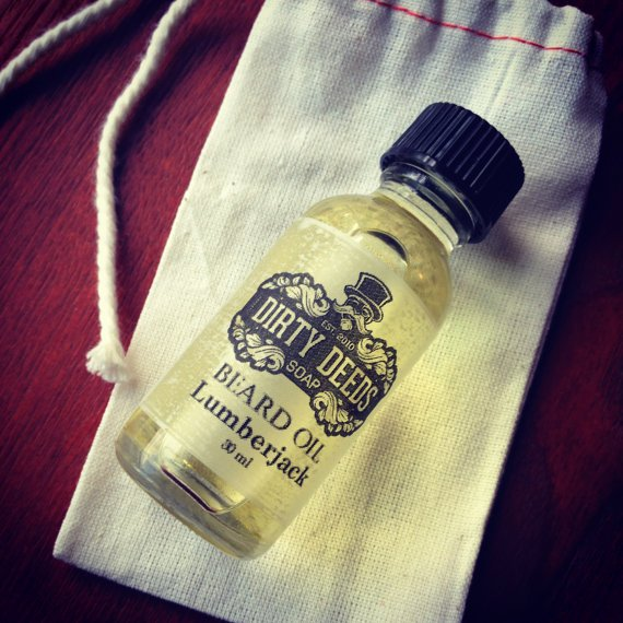 Dirty Deeds Beard Oil by DirtyDeedsSoaps on Etsy