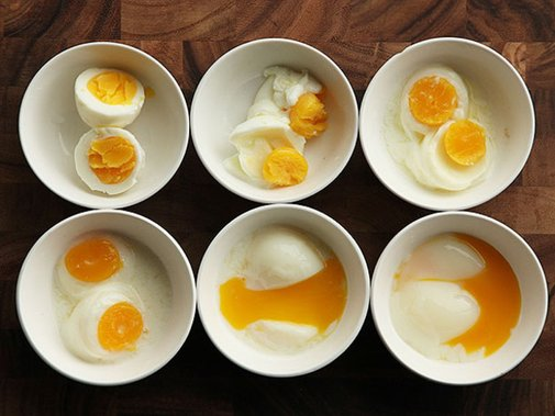 The Food Lab's Guide to Slow-Cooked, Sous-Vide-Style Eggs | Serious Eats