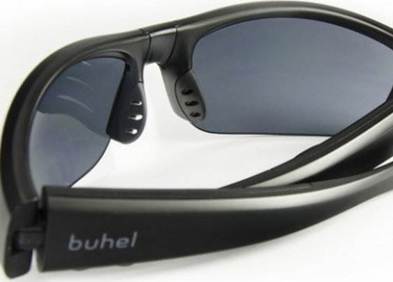 Buhel SoundGlasses let you take calls, hands- and earphone-free