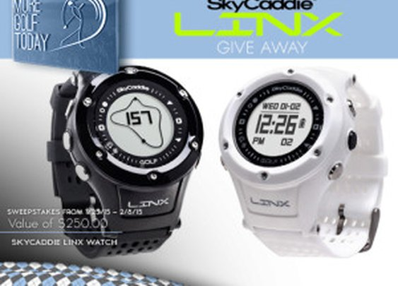 SkyCaddie Sweepstakes - More Golf TodayMore Golf Today