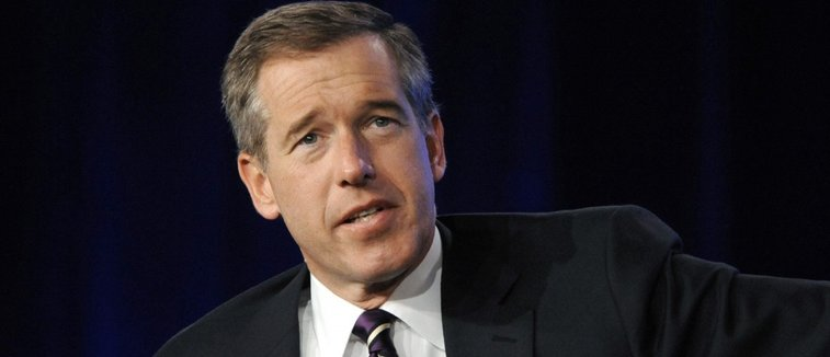 Brian Williams Claimed He Thought He Would Die In Helicopter | The Daily Caller