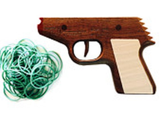 ElasticPrecision Rubber Band Guns on Etsy