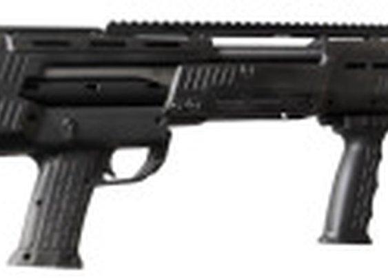 DP-12 Double BarrelShotgun