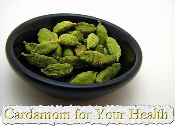 Cardamon, Its many Health Benefits