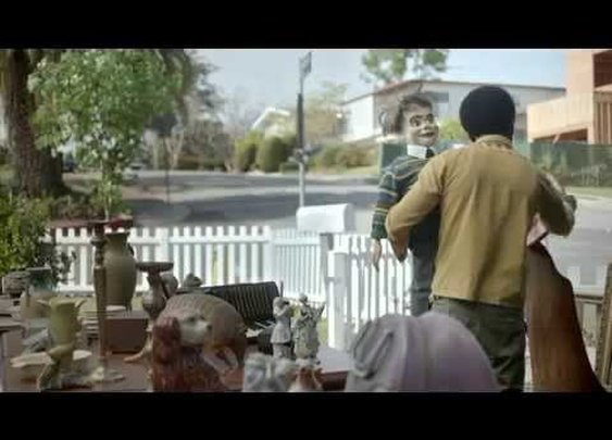 Funny/Creepy First Band Ventriloquist Dummy Commercial - YouTube