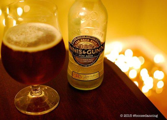 Beer Review – Innis & Gunn Rum Aged