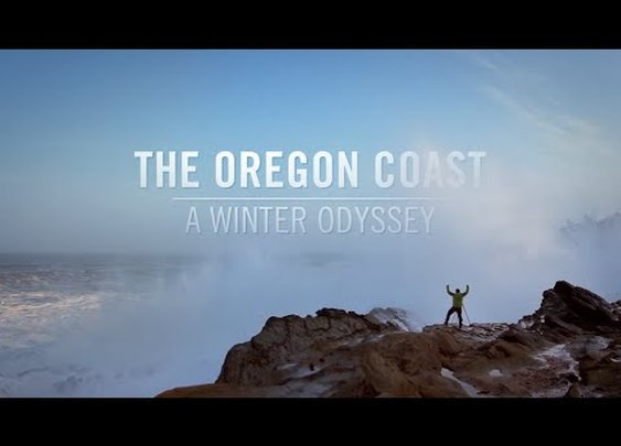 The Oregon Coast: A Winter Odyssey - YouTube