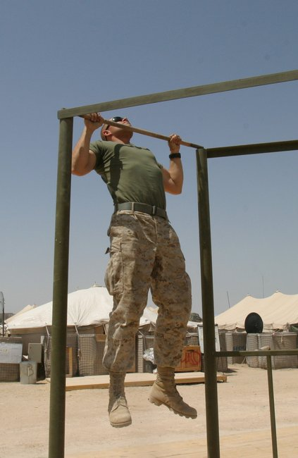 The Workout - Armstrong Pullup Program