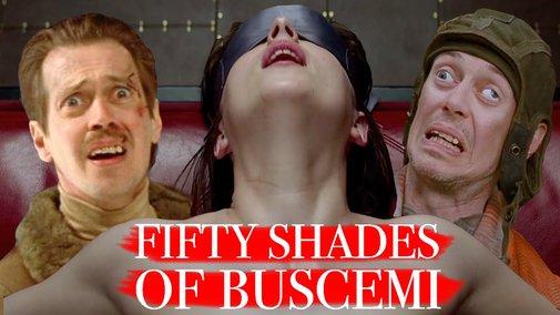 50 Shades of Buscemi (Trailer Recut) - YouTube