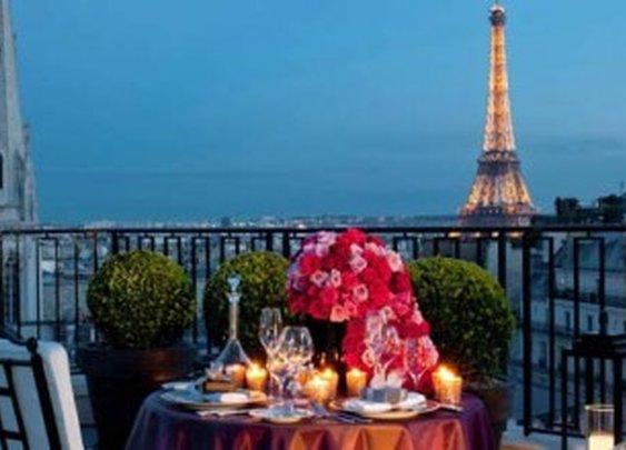 Valentine's Day: Top Ten Romantic Restaurants Around The World