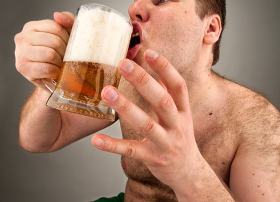 Prevent Alzheimer's Disease By Drinking Beer?