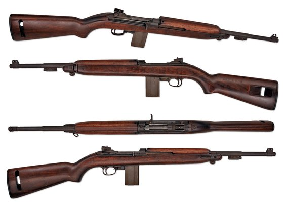 Countries of WWII represented by their rifles. - Album on Imgur
