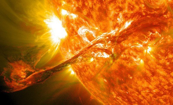 Five Years of  Staring Into the Sun | SDO: Fifth anniversary in space.