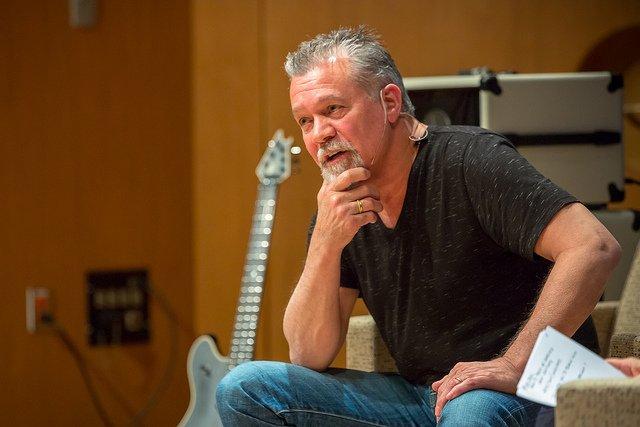 Eddie Van Halen's Smithsonian Interview