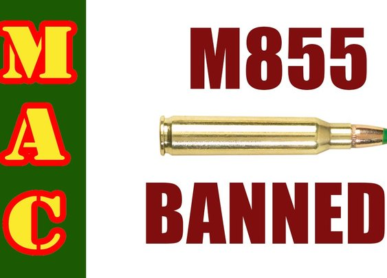 BATF to ban M855 / SS109 ammo - YouTube