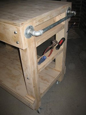 Garage Work Bench - Building & Construction - DIY Chatroom Home Improvement Forum