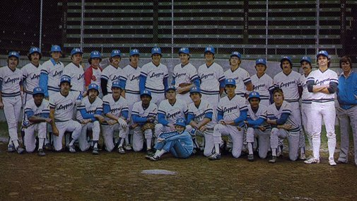 That summer when Bill Murray played pro ball and became a movie star