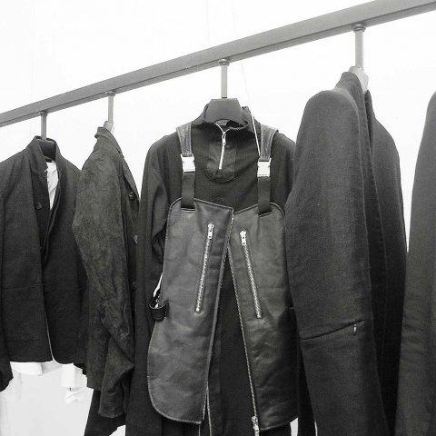 Hallucination: Minimalist Magnetic Clothes Hanger System