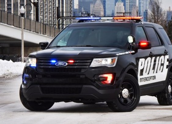 Ford puts criminals on notice with new Police Interceptor Utility