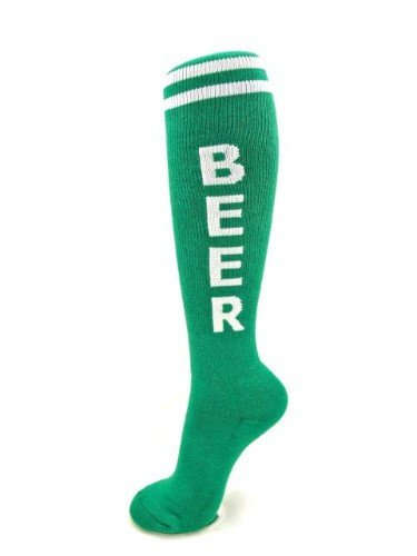 Green Beer Unisex Socks - Whimsical & Unique Gift Ideas for the Coolest Gift Givers