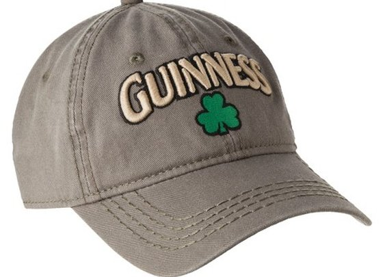 Men's Classic Guinness Baseball Cap - Olive Green : Target