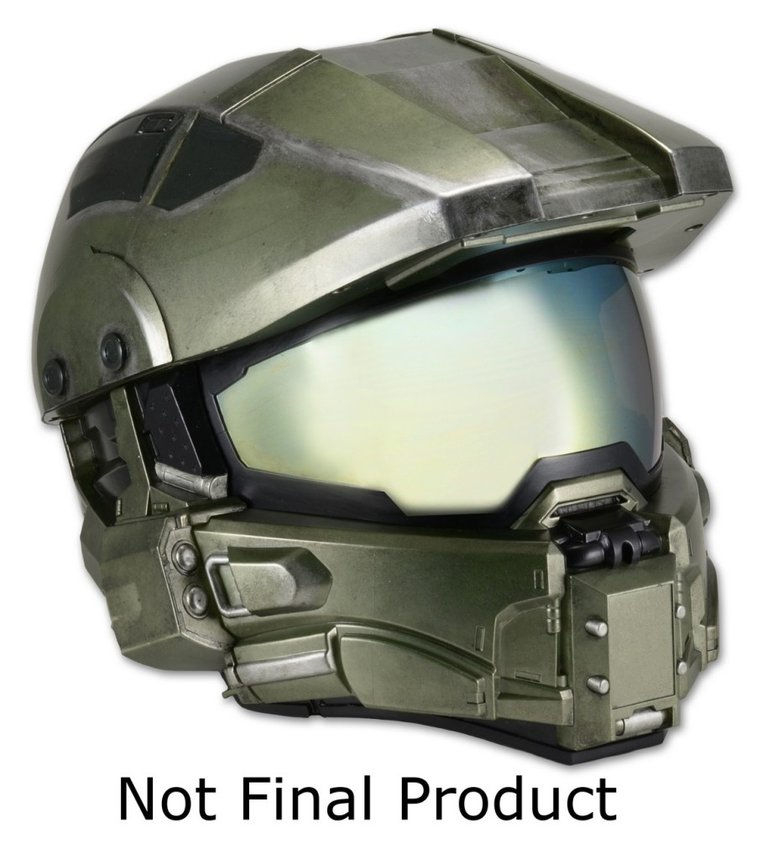 Halo Motorcycle Helmet