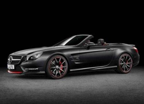 "Mercedes-Benz SL Special Edition ""Mille Miglia 417″"