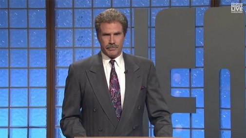 SNL's Celebrity Jeopardy Tribute was One for the Ages - CollegeHumor Post
