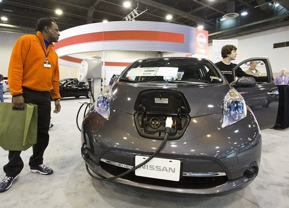 Electric car benefits? Just myths -USA Today