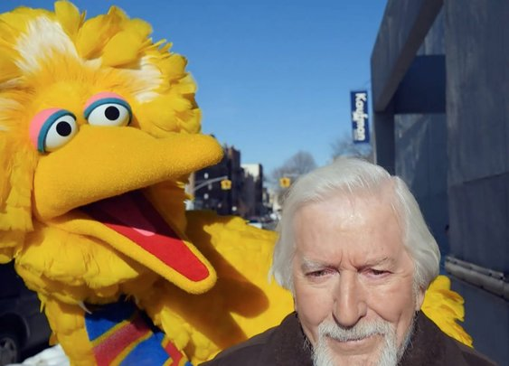 'Big Birdman', A Touching 'Sesame Street' Parody of the Film 'Birdman' Starring the Actor Who Plays Big Bird