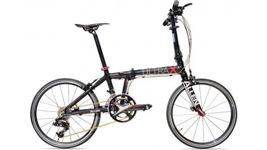 Ultra X might be the world's lightest (non-weird) folding bike