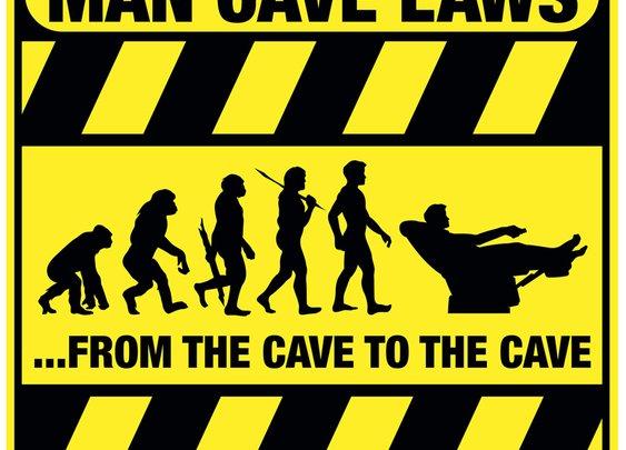 Man Cave 2015 Wall Calendar | Stupid.com
