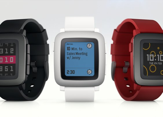 Pebble Rethinks Smartwatch  | WIRED
