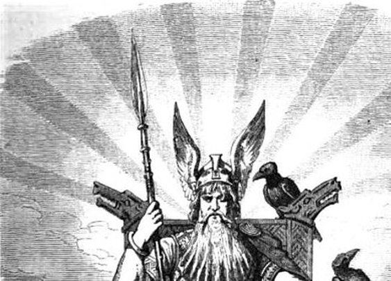 Viking Mythology: What a Man Can Learn From Odin   The Art of Manliness