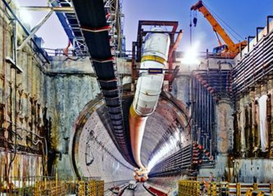 The World's Largest Tunnel-Boring Machine Must Be Saved