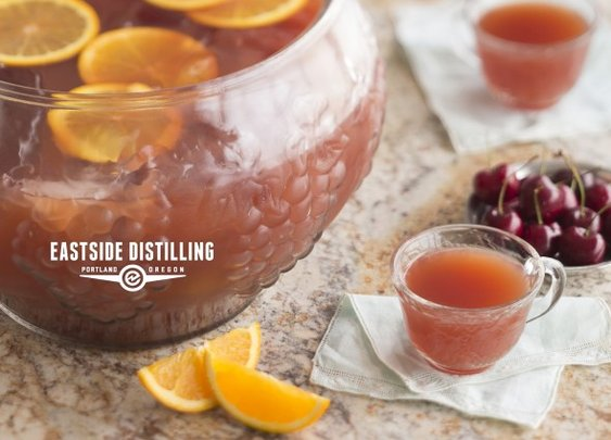 Whiskey Cocktail Recipe for a Crowd