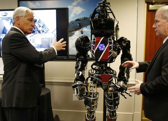 Don't be afraid of robots—be afraid of becoming one – Quartz