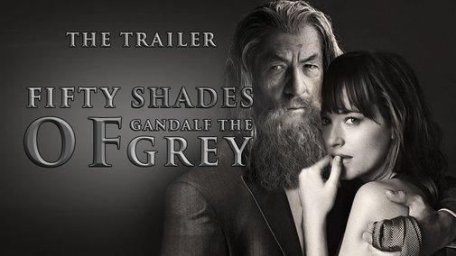 50 Shades of Gandalf the Grey - The Official Trailer - Funny Parody - YouTube