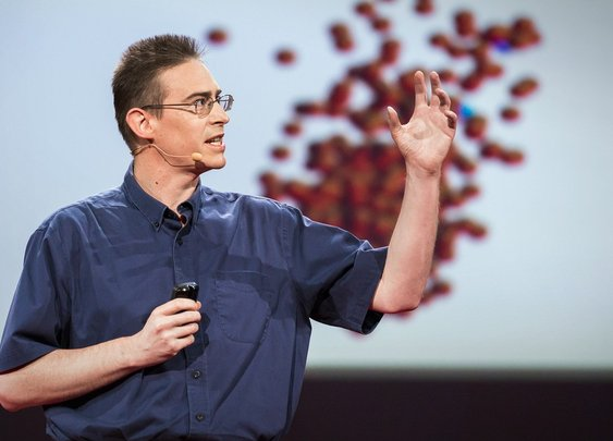 Rob Knight: How our microbes make us who we are | Talk Subtitles and Transcript | TED.com