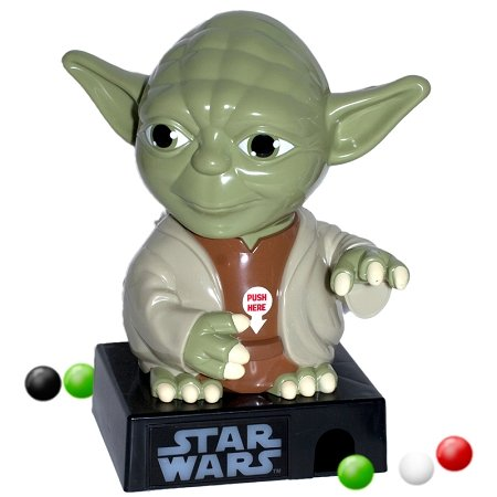 Yoda Gumball Machine | Stupid.com