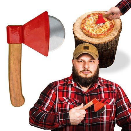 Pizza Axe - Whimsical & Unique Gift Ideas for the Coolest Gift Givers
