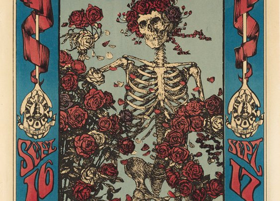 Pulpwear: Rock'n'roll posters, an under appreciated artform