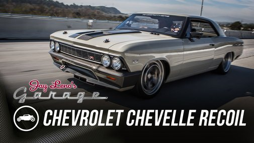 Ringbrothers 1966 Chevrolet Chevelle Recoil