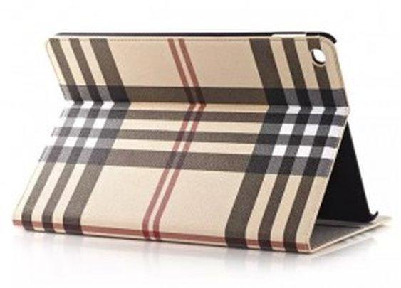 Plaid Folio Case - iPad Air 2