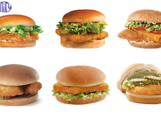 It's Lent.  Which Fast Food Fish Sandwiches Are Worth Eating?